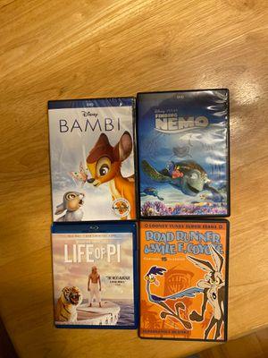 DVDs for Sale in Edmonds, WA