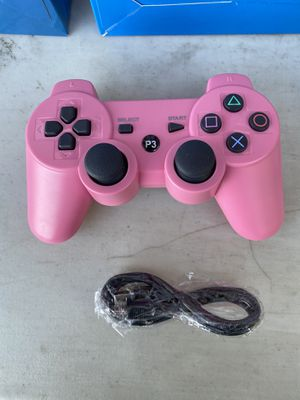 New None-Brand DualShock3 Wireless Controller For PS3 for Sale in Compton, CA