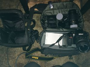 Nikon D3300 Like New for Sale in Northfield, NH