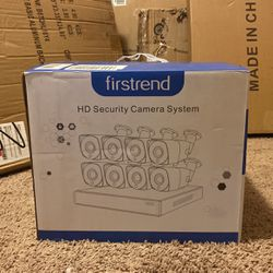 Firstrend HD Security Camera System 8ch for Sale in Pineville,  NC