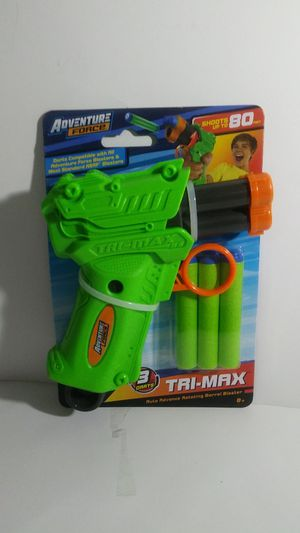GREAT DEAL THREE SHOOTER NERF GUN. for Sale in Trenton, NJ