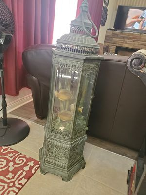 Decor fish tank for Sale in Las Vegas, NV