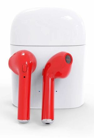 Wireless Bluetooth Earphones Headphone Earbuds For Apple iPhone With Charging Box Universal for Sale in Attleboro, MA
