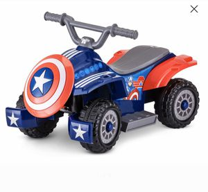 Captain America Ride On New for Sale in Chandler, AZ