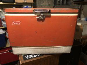 Vintage Coleman cooler's for Sale in Cincinnati, OH