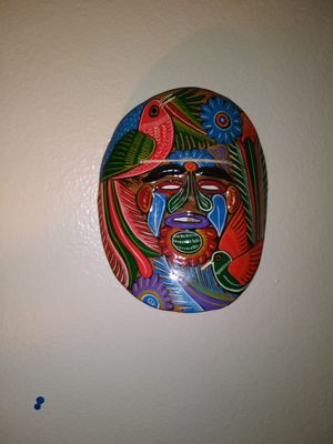 Mask Hand Painted for Sale in Denver, CO