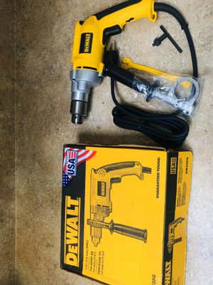 "Dewalt 8.5 amps drill 1/2"" for Sale in Anaheim, CA"