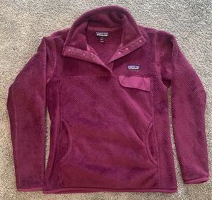 Patagonia Women's Re-Tool Snap-T Fleece Pullover - Medium for Sale in Dallas, TX