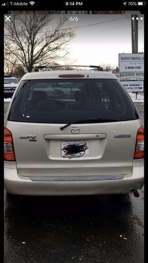 Mazda mpv 2001 for Sale in Lowell, MA