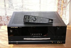 Harman Kardon AVR 120 Multi-Channel Amplifier Receiver with Remote for Sale in Hazelwood, MO