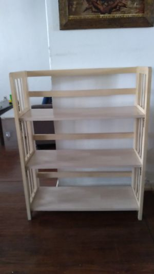 foldable bookshelves for Sale in Glendale, AZ