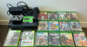 Xbox One and 14 games $180 for all... for Sale in Pleasanton, CA