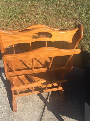 Magazine rack for Sale in Spring Hill, FL