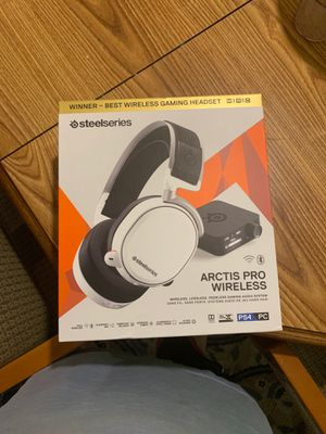 Arctis Pro Wireless for Sale in Tobyhanna, PA