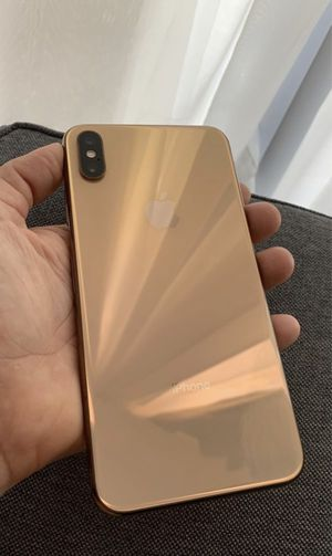 Unlocked iPhone XS Max 64gb for Sale in National City, CA