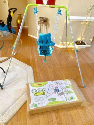 Indoor/Outdoor Swing set . Brand New . for Sale in Marriottsville, MD