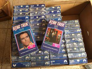 Star trek videos for Sale in Woodbury, NJ