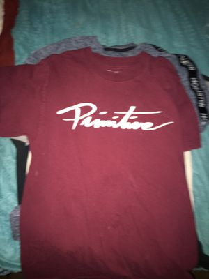Prime time t shirt size M used for Sale in Clearwater, FL
