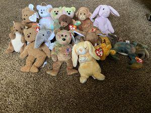 Beanie babies for Sale in Grand Prairie, TX