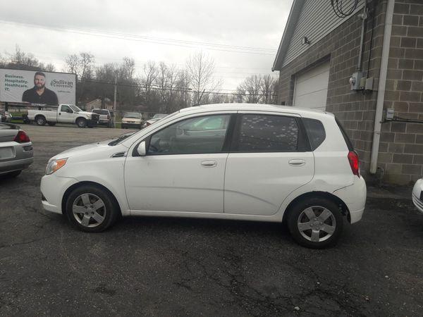 2011 Chevrolet Aveo Ls Hatchback For Sale In Louisville Ky Offerup