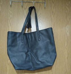 Leather bueno tote bag Shows wear see pictures for Sale in Huttonsville,  WV