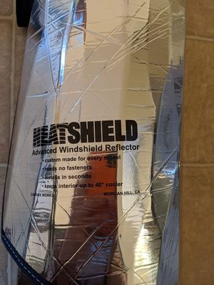 HeatShield windshield cover for Volvo XC90 for Sale in Round Rock, TX