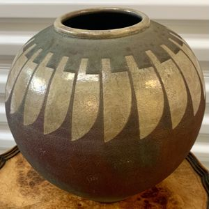 Hand Fired Signed Vase from Albuquerque, New Mexico Originally Paid $750 for Sale in Hillsboro, OR