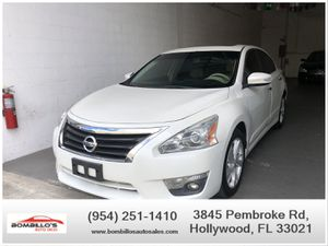 2013 NISSAN ALTIMA SL,, CLEAN TITLE,, LIKE NEW,, GREAT CAR,, MUST SEE,, EVERYONE APPROVED,, $1000 DOWN!!! for Sale in Hollywood, FL