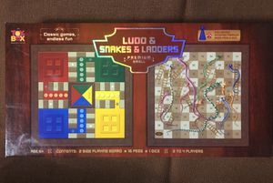 Ludo - Snakes And Ladder Board Game For Kids & Family for Sale in Bolingbrook, IL