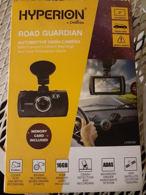 Hyperion road guardian dash cam for Sale in Selma, CA