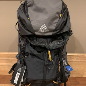Brand New w/ Tags Gregory Paragon Mens 58L Backpack for Sale in Des Plaines, IL