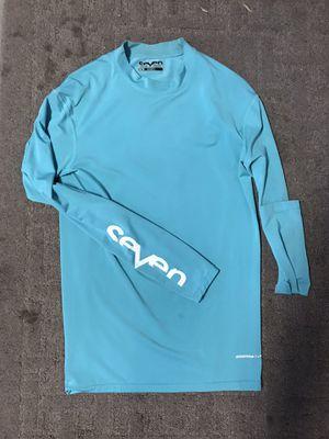 Seven MX Zero Compression Jersey (aqua) for Sale in Perris, CA