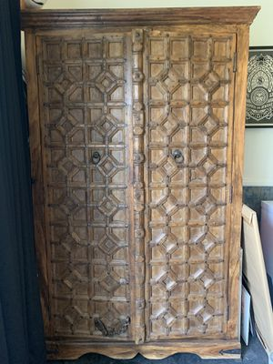 Gorgeous Large Antique Armoire for Sale in Los Angeles, CA