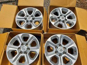 Toyota 4runner wheels rims for Sale in Alpharetta, GA