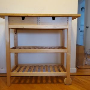 Wood Kitchen Table for Sale in Piedmont, CA