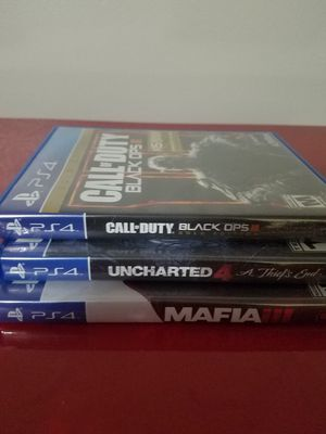 3 ps4 games for Sale in OH, US