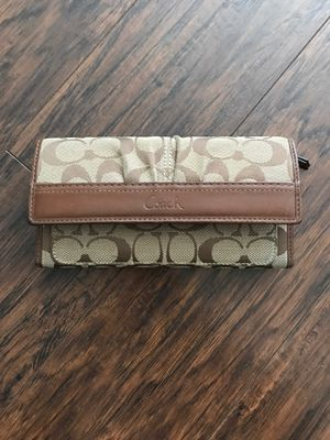 Coach wallet for Sale in Tomball, TX