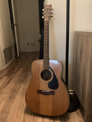Yamaha FG-335 Acoustic Guitar for Sale in Irvine, CA