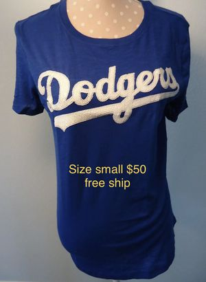 New Victoria secret mlb dodger for Sale in Los Angeles, CA