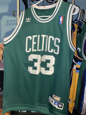 Adidas Larry Bird Jersey Size M for Sale in Brockton, MA