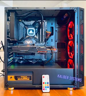 Custom Gaming Computer with Intel i7 7700k, 1060 GTX, 256GB SSD/1TB HDD for Sale in Lauderhill, FL