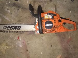 Echo 20 inch gas powered chainsaw for Sale in Concord, CA