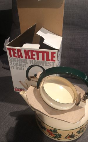 Tea Kettle. Please see all the pictures and read the description for Sale in Lincolnia, VA