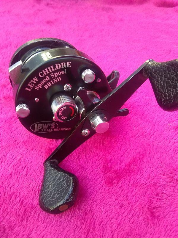 LEWS MODEL BB-1N FISHING REEL