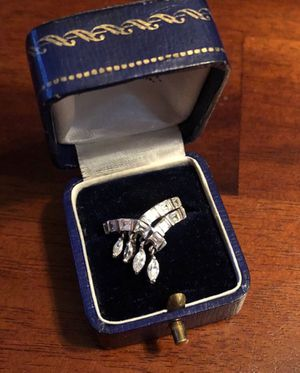925 Sterling silver Ring jewelry size 5 for Sale in Phoenix, AZ