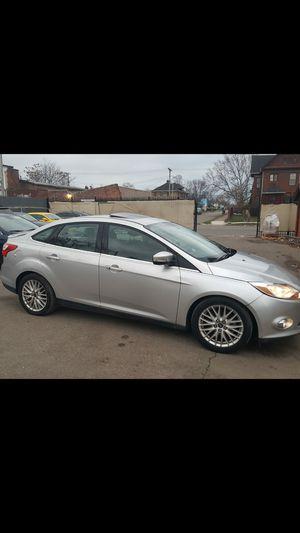2013 Ford focus titanium for Sale in Dearborn, MI