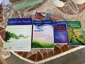 Nursing books for Sale in Visalia, CA