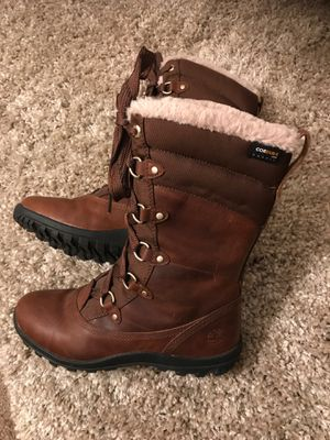 New Timberland Mountain Hope Boots Sz 9 for Sale in Salt Lake City, UT