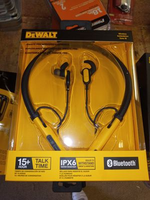 Delwat bluetooth headphones water proof for Sale in Richardson, TX