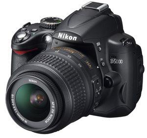 Nikon D5000 for Sale in Takoma Park, MD
